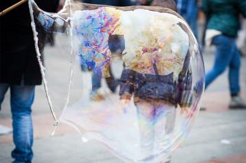 בועות סבון משחקים במים תמי4 Bubble Bar