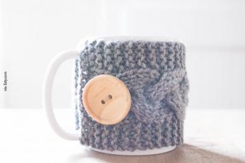 מושלם עם כוס תה שהוכנה ממכשיר תמי4