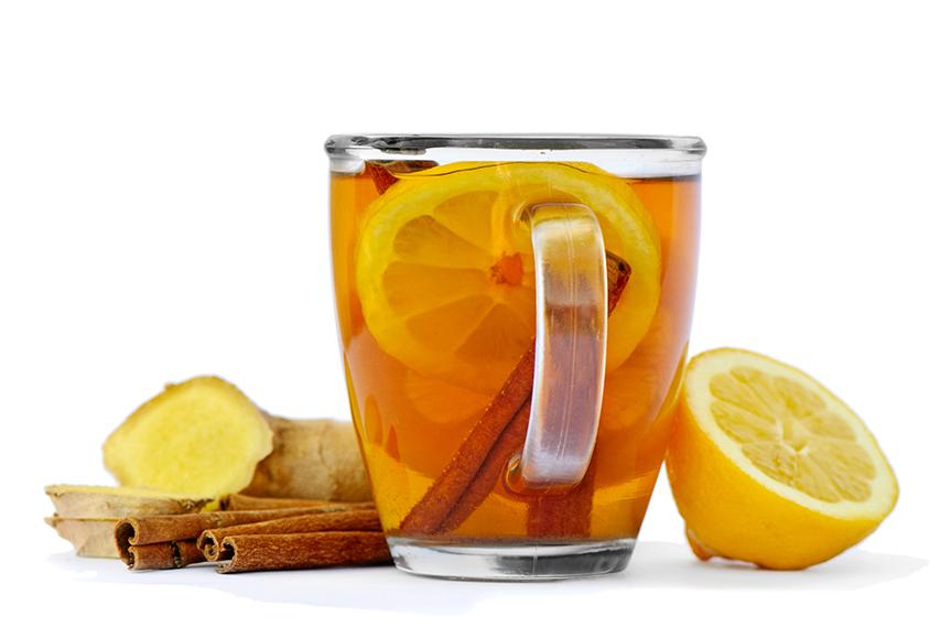 תה מחוזק