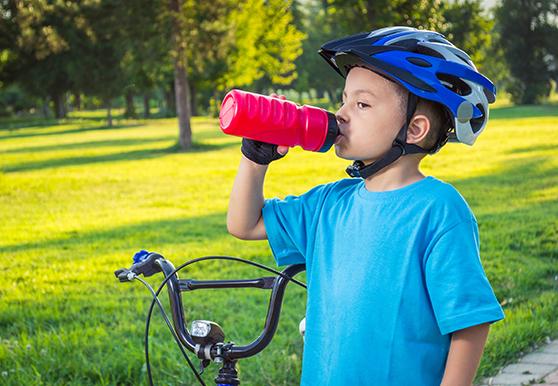 חשוב לשתות מים כשעושים ספורט