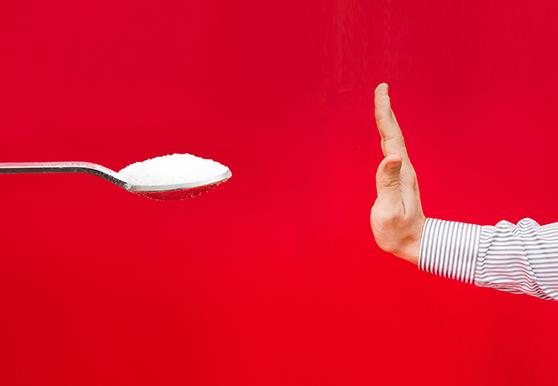 סוכר פוגע בבריאות